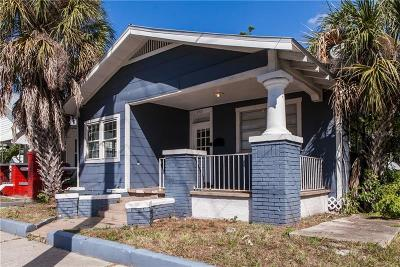 Tampa Single Family Home For Sale: 2921 15th Street