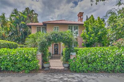 Tampa Single Family Home For Sale: 136 W DAVIS BOULEVARD