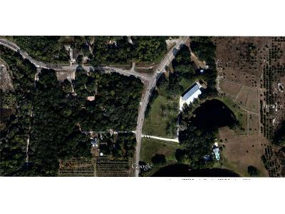 Residential Lots & Land For Sale: Race Track Road