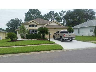 Pasco County Single Family Home For Sale: 9631 Oakwood Hills Court