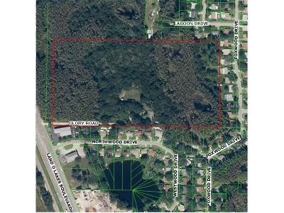 Lutz Residential Lots & Land For Sale: 21509 Glory Road