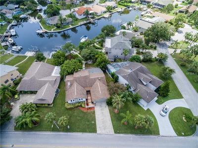 New Port Richey Single Family Home For Sale: 4150 Marine Parkway