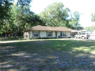 Single Family Home For Sale: 5616 Bridle Path Lane