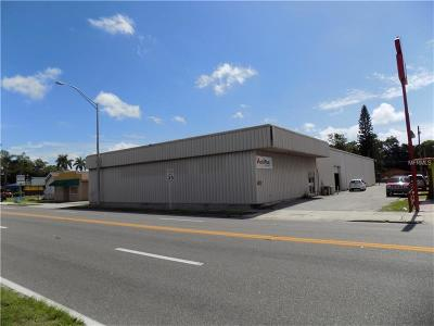 Manatee County Commercial For Sale: 1925 14th Street W