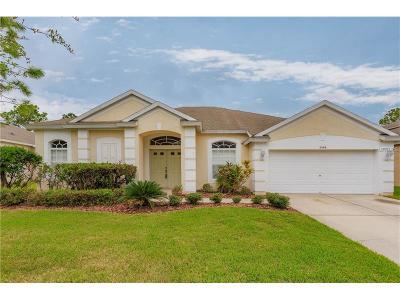 Wesley Chapel Single Family Home For Sale: 5548 Riva Ridge Drive