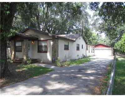 Tampa Single Family Home For Sale: 6614 N 23rd Street