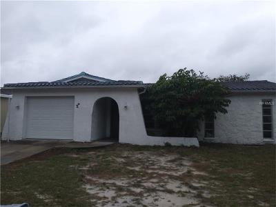 Port Richey Single Family Home For Sale: 9725 Baxley Lane