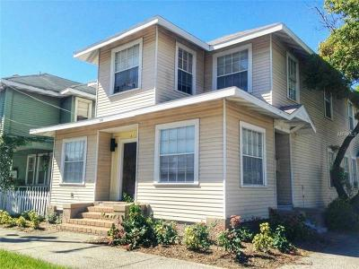 Tampa, Clearwater, Largo, Seminole, St Petersburg, St. Petersburg, Tierra Verde Rental For Rent: 501 S Magnolia Avenue #2