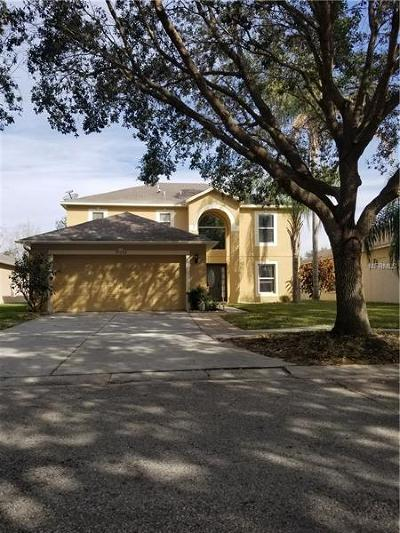 Single Family Home For Sale: 19262 Wood Sage Drive