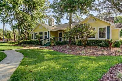 Tarpon Springs Single Family Home For Sale: 601 Lora Lane