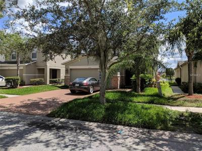 Gibsonton Single Family Home For Sale: 7741 Carriage Pointe Drive