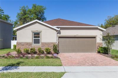 Land O Lakes Single Family Home For Sale: 3205 Macintosh Road