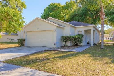 Hillsborough County, Pasco County, Pinellas County Single Family Home For Sale: 9824 Morris Glen Way