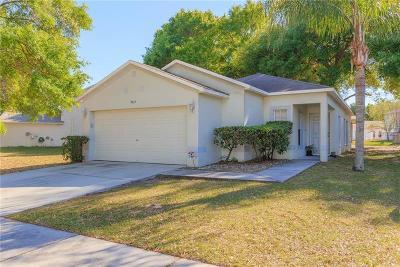 Temple Terrace Single Family Home For Sale: 9824 Morris Glen Way