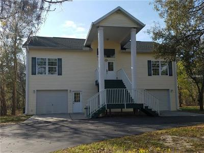 Beverly Hills, Citrus Hills, Citrus Springs, Crystal River, Dunnellon, Floral City, Hernando, Homassa, Homosassa, Inverness, Lecanto, Port Charlotte Single Family Home For Sale: 6538 S Eastern Avenue
