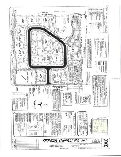 Zephyrhills Residential Lots & Land For Sale: Buehholz Lane