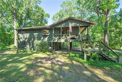 Brooksville Single Family Home For Sale: 28225 Magnon Drive