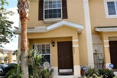 Hammocks Townhouse For Sale: 8555 Trail Wind Drive