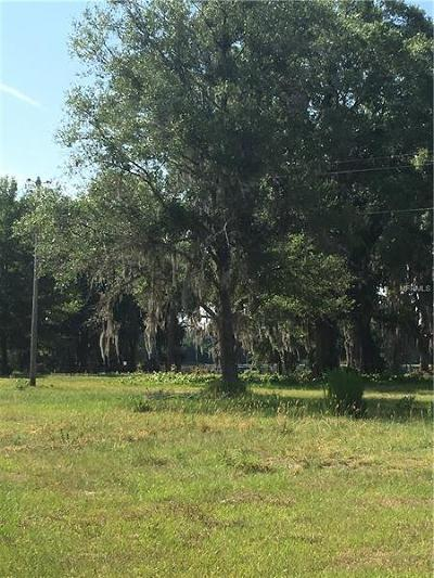 Lutz FL Residential Lots & Land For Sale: $1,000,000
