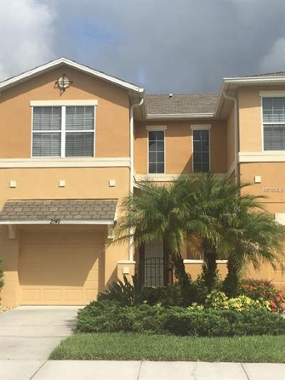 Pasco County Townhouse For Sale: 2749 Birchcreek Drive