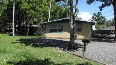 Weeki Wachee FL Single Family Home For Sale: $210,000