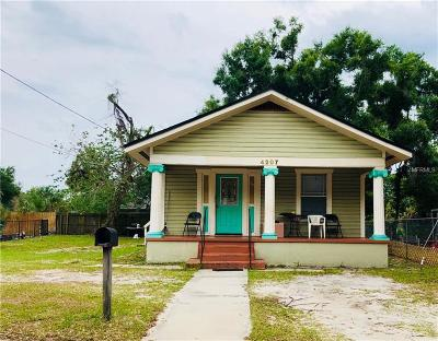 Tampa Single Family Home For Sale: 4207 E Osborne Avenue
