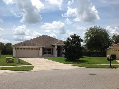 Asbel Estates Single Family Home For Sale: 18442 Fish Loop