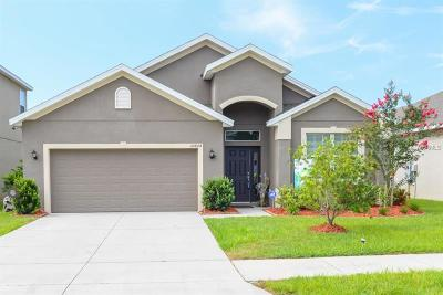 Brooksville Single Family Home For Sale: 30804 Satinleaf Run