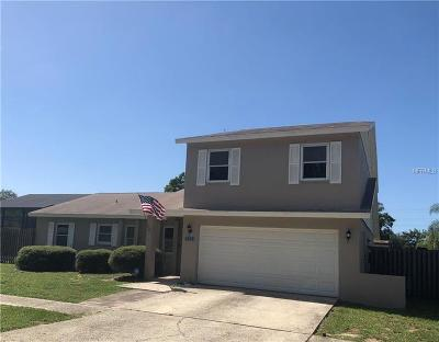 Tarpon Springs Single Family Home For Sale: 1392 Chelsea Drive