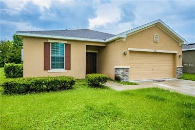 Zephyrhills Single Family Home For Sale: 6023 Champions Gate Boulevard