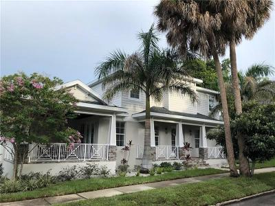 Safety Harbor Single Family Home For Sale: 201 4th Avenue S