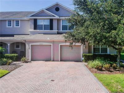 Wesley Chapel Townhouse For Sale: 26828 Juniper Bay Drive