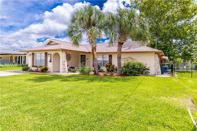 Hernando Beach Single Family Home For Sale: 3270 Azalea Drive