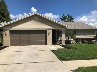 New Port Richey Single Family Home For Sale: 9921 Palmer Drive