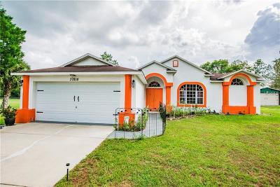 Dade City Single Family Home For Sale: 37818 Trilby Road