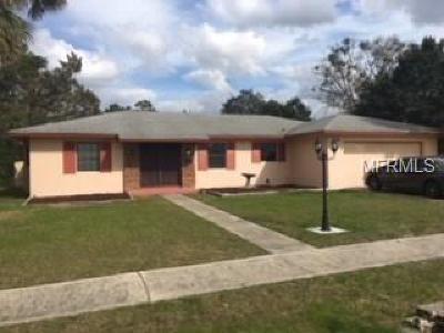 Deltona Single Family Home For Sale: 2073 Jessamine Court
