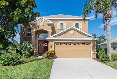 Bradenton Single Family Home For Sale: 3618 Summerwind Circle