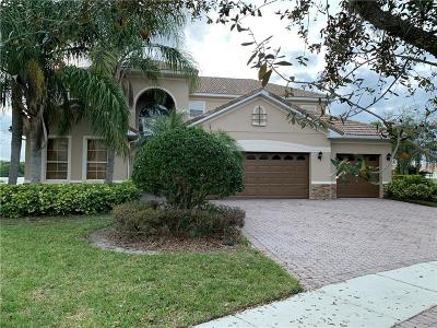 Kissimmee Single Family Home For Sale: 3612 Harbor Isles Court