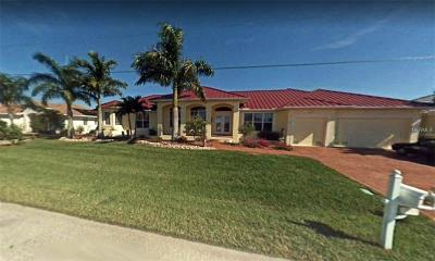 Punta Gorda Single Family Home Sold: 3724 Spoonbill Court