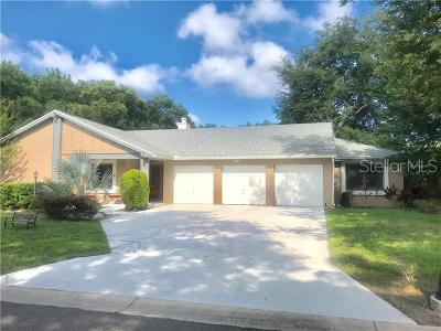 Single Family Home For Sale: 6312 Piney Glen Lane