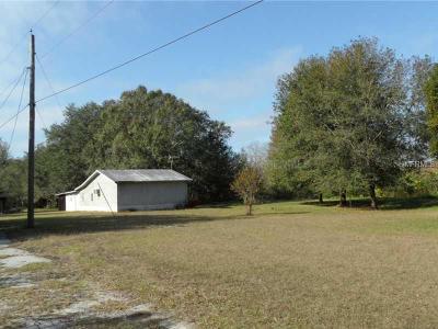 Lakeland Single Family Home For Sale: 1104 Old Polk City Road
