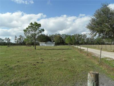 Polk City Residential Lots & Land For Sale: Wee Farms Lane