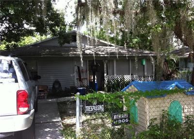 Lakeland Single Family Home For Sale: 1038 N Neville Avenue N