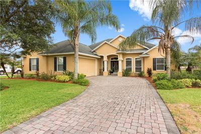 Lakeland Single Family Home For Sale: 4314 Tokose Place