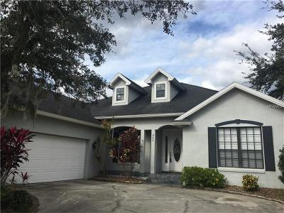 Lakeland FL Single Family Home For Sale: $269,900