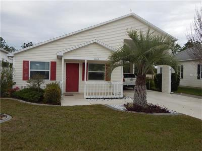 Polk City Single Family Home For Sale: 1163 Motorcoach Drive