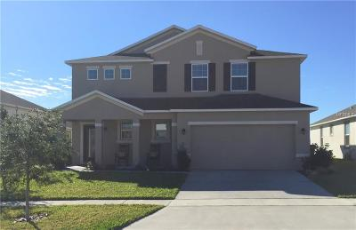 Haines City Single Family Home For Sale: 250 Milestone Drive