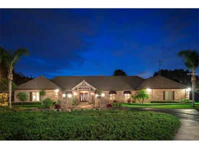 Winter Haven Single Family Home For Sale: 3635 Country Club Road S
