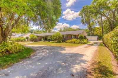 Lakeland Single Family Home For Sale: 517 Lake Miriam Drive