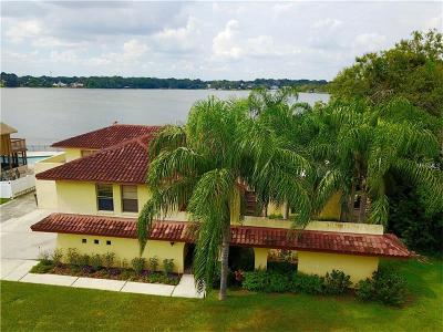 Lakeland Single Family Home For Sale: 1118 Lake Point Drive